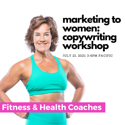 copywriting workshop for fitness professionals