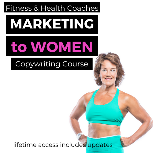 copywriting course for selling for fitness & health coaches